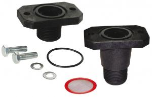 M1'' long union flange kit