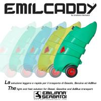 EMILCADDY® 110 литров , для дизель/бензин , ручной_27