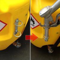 EMILCADDY® 110 литров , для дизель/бензин , ручной_11