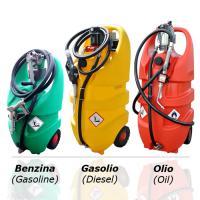 EMILCADDY® 110 литров , для бензин , ручной