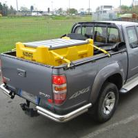 Металлический поддон для Carrytank 440