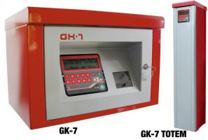GK-7 CONNECTION TO PC