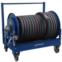 """HIGH FLOW Ø1½"""" Manual or with electric motor"""