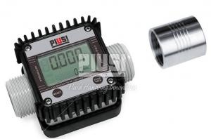 "K24 Turbine digital meter M/M 1""BSP"