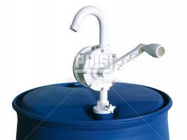 Rotative hand pump