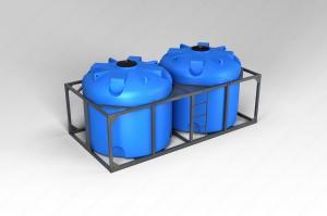 Кассета (TR 5000 литров x 2 шт.)