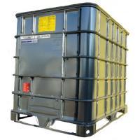 Еврокуб 1000 литров, технический , антистатический , с заземлением , чистый , кран/крышка - DN 80/225