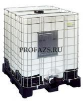 Еврокуб 1000 литров, новый , поддон - пластик , Greif